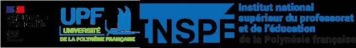 INSPE de la Polynésie française Logo